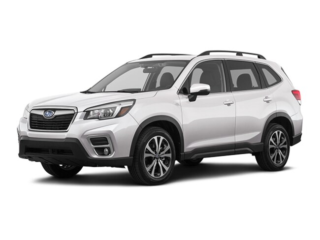 New 2020 Subaru Forester Limited SUV in Spokane Valley, WA