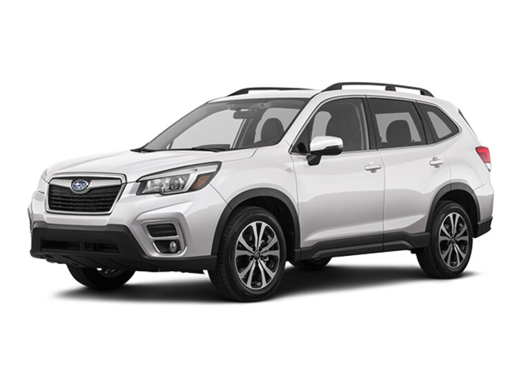 New 2020 Subaru Forester Limited SUV for sale in Concord, NC at Subaru Concord - Near Charlotte NC