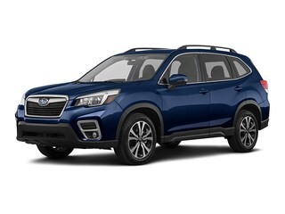 New  2020 Subaru Forester Limited SUV JF2SKAUC2LH472916 for sale in Warren, PA