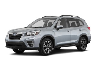 New 2020 Subaru Forester Limited SUV