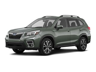 2020 Subaru Forester Limited SUV Houston