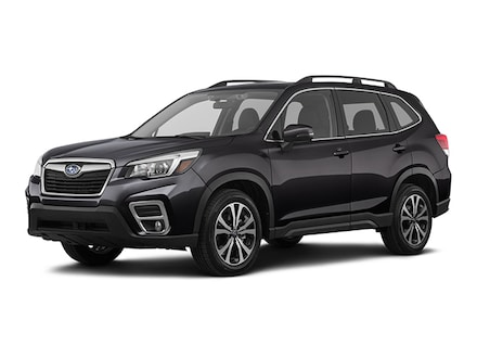 Featured New 2020 Subaru Forester Limited SUV for Sale in Brockport, NY