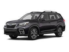 New 2020 Subaru Forester Limited SUV in Brockport, NY