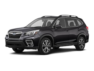 New 2020 Subaru Forester Limited SUV for sale in Asheboro, NC