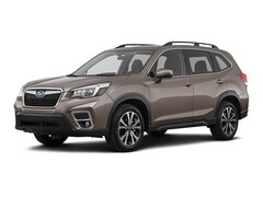 New 2020 Subaru Forester Limited SUV for Sale in Wilmington, DE, at Delaware Subaru