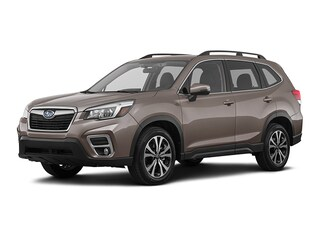 New 2020 Subaru Forester Limited SUV in Harrisburg, PA