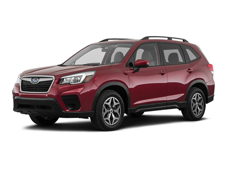 New 2020 Subaru Forester Premium SUV for sale in Burnsville, MN