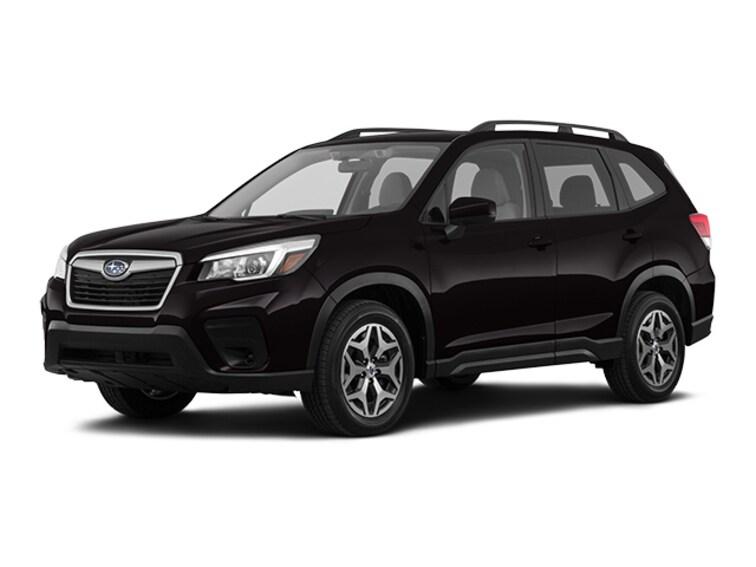 2020 Subaru Forester Premium SUV JF2SKAGC1LH565955