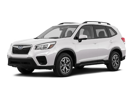 Featured Used 2020 Subaru Forester Premium SUV for Sale in San Antonio, TX