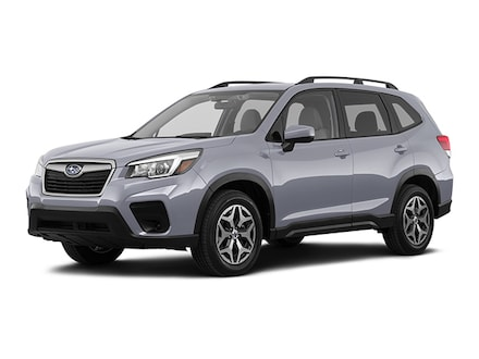 Featured Used 2020 Subaru Forester Premium SUV for Sale in Potsdam, NY