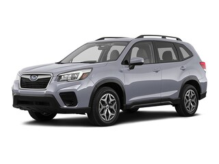 New 2020 Subaru Forester Premium SUV in Houston, TX