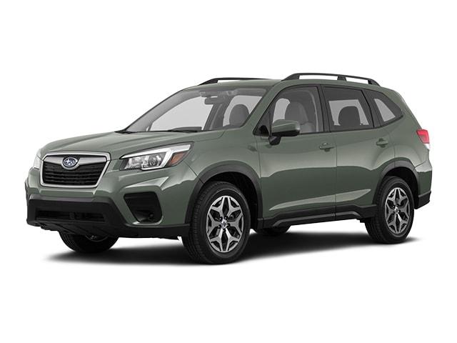 2020 Subaru Forester Premium Premium CVT