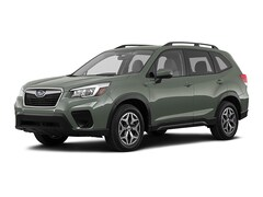 New 2020 Subaru Forester Premium SUV in Bryan, Texas