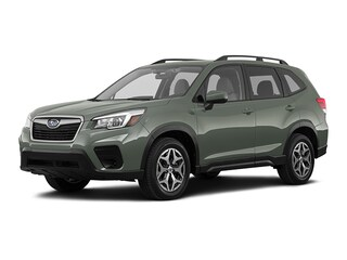 New 2020 Subaru Forester Premium SUV JF2SKAJC5LH417641 S00107 in Doylestown