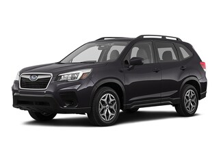 New 2020 Subaru Forester Premium SUV for sale in the Chicago area