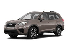New 2020 Subaru Forester Premium SUV in Bay Shore, MI