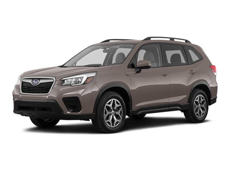 New 2020 Subaru Forester Premium SUV for sale in Concord, NC at Subaru Concord - Near Charlotte NC