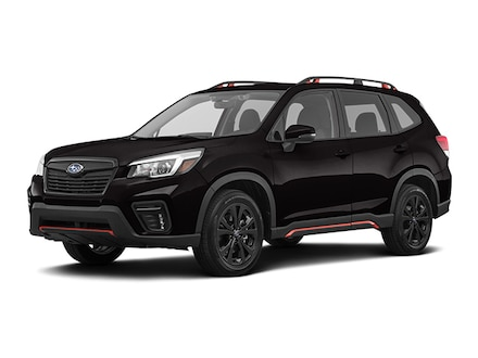 Featured New 2020 Subaru Forester Sport SUV for Sale in Pleasantville, NY