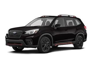 New 2020 Subaru Forester Sport SUV Houston