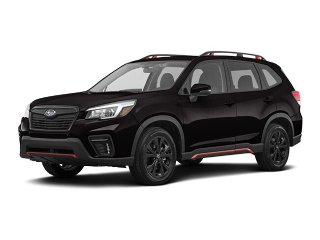 New 2020 Subaru Forester Sport SUV Near Indianapolis