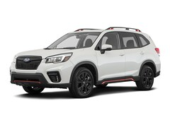 New 2020 Subaru Forester Sport SUV in Queensbury, NY