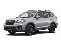 New Subaru 2020 Subaru Forester Sport SUV JF2SKALCXLH498939 for Sale in St James, NY
