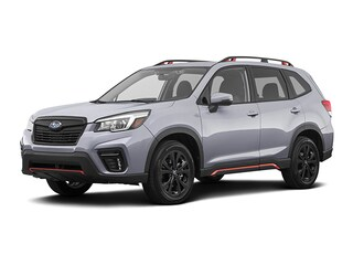 New 2020 Subaru Forester Sport SUV in Plattsburgh, NY