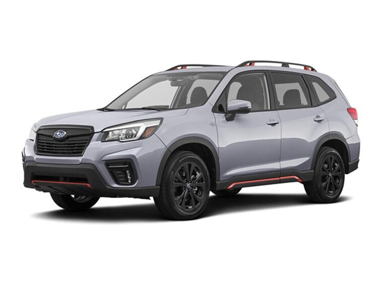 New 2020 Subaru Forester Sport SUV for sale in Concord, NC at Subaru Concord - Near Charlotte NC