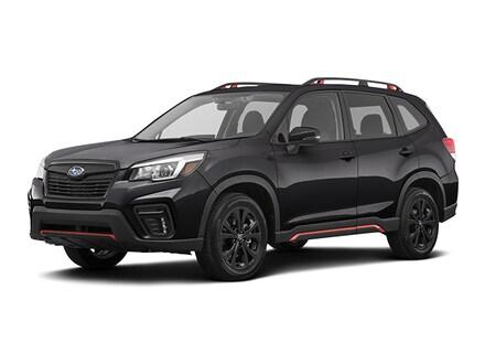 Featured New 2020 Subaru Forester Sport SUV for Sale in Emerson, NJ