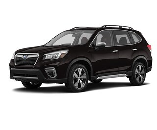 New 2020 Subaru Forester Touring SUV in Houston, TX