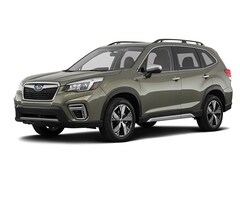 New 2020 Subaru Forester Touring SUV in Skokie, IL near Chicago