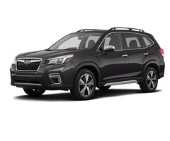 New 2020 Subaru Forester Touring SUV in Queensbury, NY