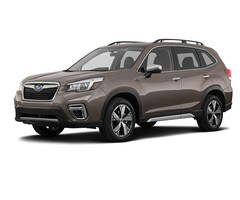 New 2020 Subaru Forester Touring SUV 20S570 in Ithaca, NY