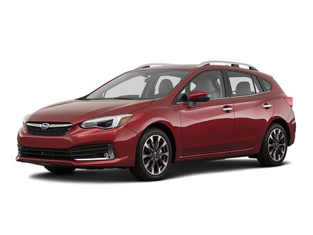Featured new 2020 Subaru Impreza Limited 5-door for sale in American Fork, UT