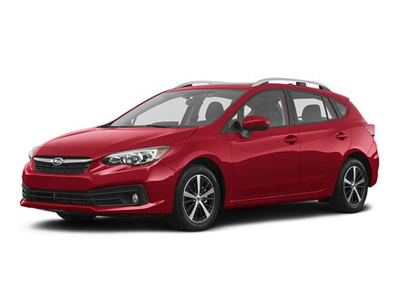 Featured New 2020 Subaru Impreza Premium 5-door for Sale in Columbia, MO
