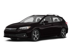 2020 Subaru Impreza Premium 5-door Crystal Black Silica in Pittsfield, MA