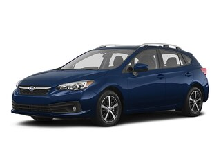 New  2020 Subaru Impreza Premium 5-door 4S3GTAV60L3715369 for sale in Warren, PA