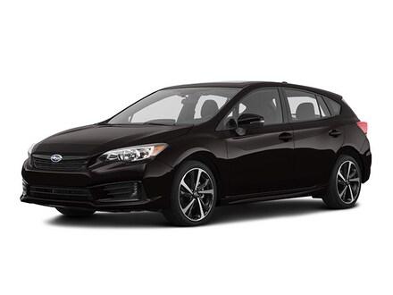 2020 Subaru Impreza Sport 5-door