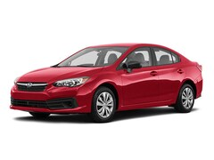 2020 Subaru Impreza Base Trim Level Sedan Crimson Red Pearl in Pittsfield, MA