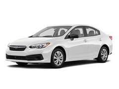2020 Subaru Impreza Base Trim Level Sedan Crystal White Pearl in Pittsfield, MA