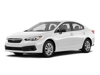 New 2020 Subaru Impreza Base Model Sedan For Sale in Canton, CT