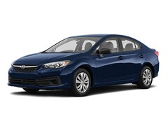 New 2020 Subaru Impreza Base Trim Level Sedan for sale near Albany, NY