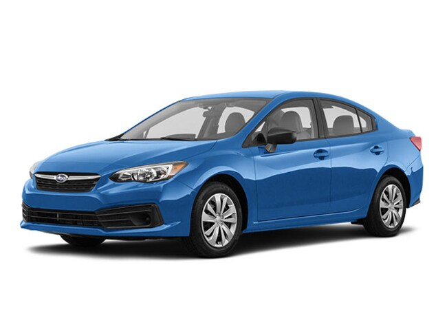New 2020 Subaru Impreza Base Model Sedan in Bangor