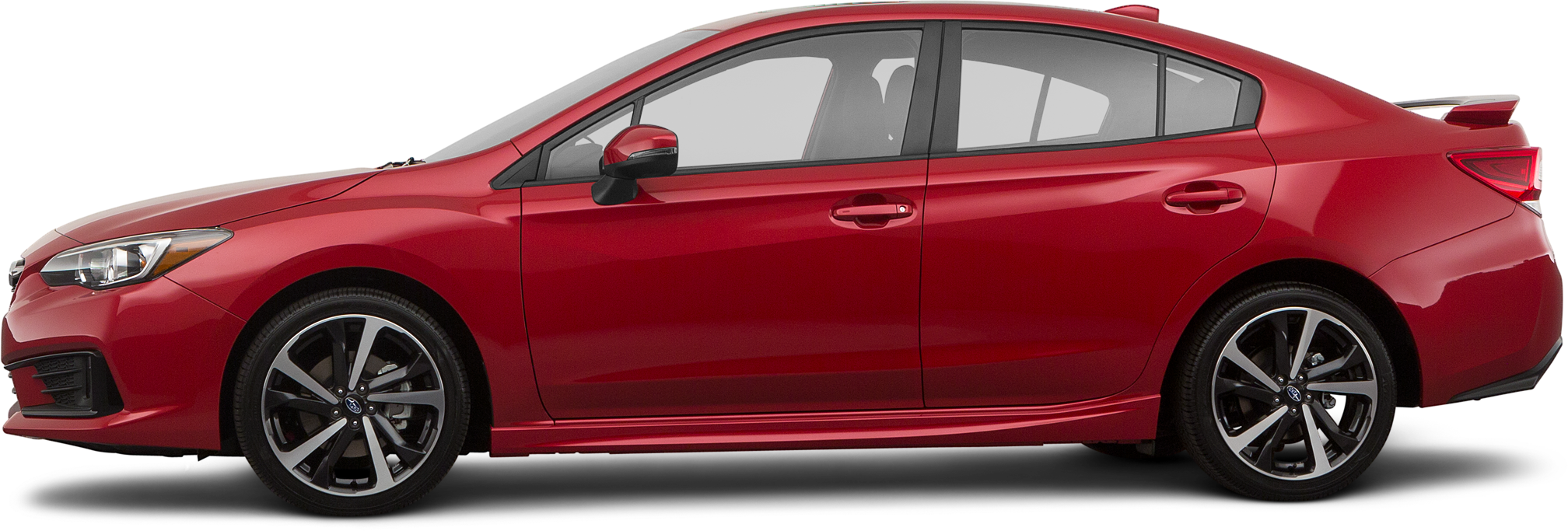 2020 Subaru Impreza Sedan Base Trim Level