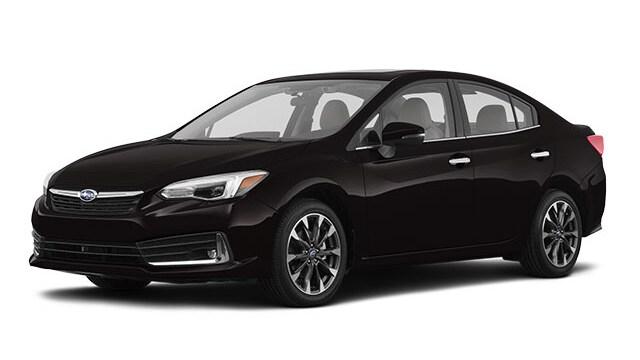 2020 Subaru Impreza Limited Sedan B8159