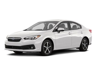 New 2020 Subaru Impreza Premium Sedan Houston
