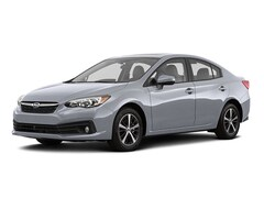 New 2020 Subaru Impreza Premium Sedan 11417 in Hazelton, PA