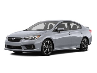 New 2020 Subaru Impreza Sport Sedan in Parsippany, NJ