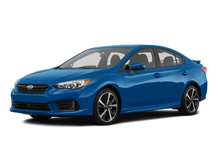 New 2020 Subaru Impreza Sport Sedan in Kennesaw GA