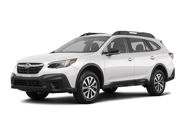 Featured New 2020 Subaru Outback standard model SUV for sale in Saint Cloud, MN